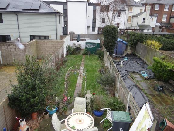 Rear Garden of New Street, Wincheap, Canterbury, Kent CT1