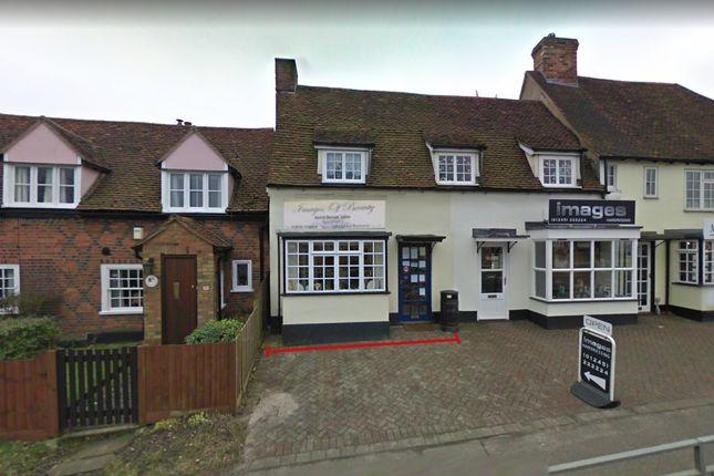 Thumbnail Retail premises for sale in Maldon Road, Danbury