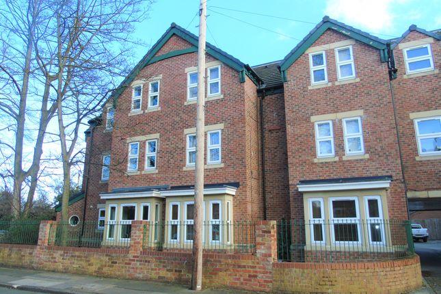 Thumbnail Flat to rent in Chetwynd Court, Fairfield, Stockton