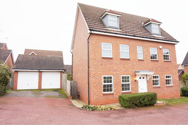 Thumbnail Detached house for sale in Waterfield Way, Kings Clipstone