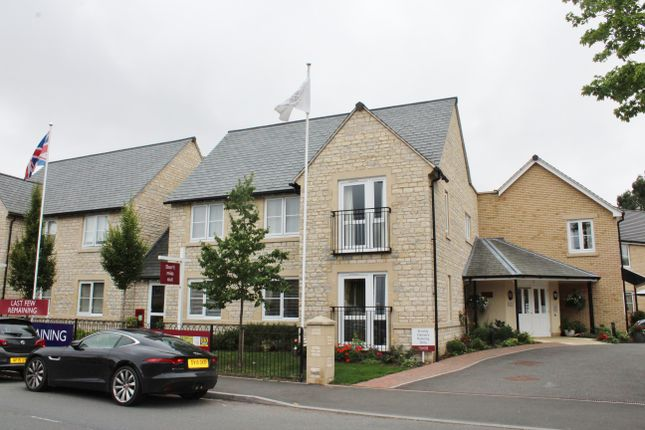 Thumbnail Flat for sale in Oaklands, Somerford Road, Cirencester