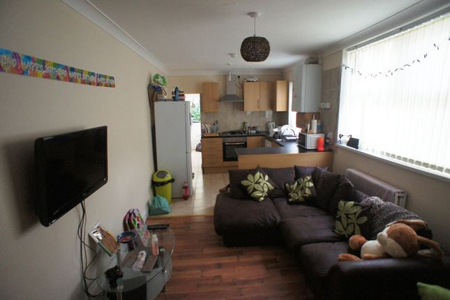 Thumbnail Terraced house to rent in Diana Street, Roath, Cardiff