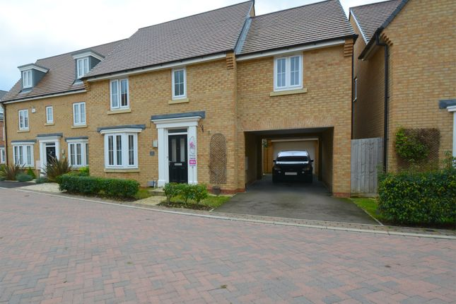 Detached house for sale in St. Peters Lane, Papworth Everard, Cambridge