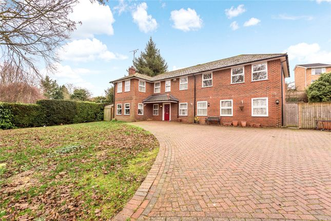 Thumbnail Detached house for sale in Balmoral Close, Alton, Hampshire