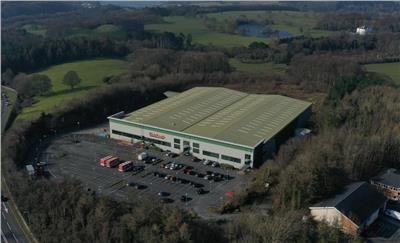Thumbnail Industrial to let in Parc Brittania, Bangor, Gwynedd