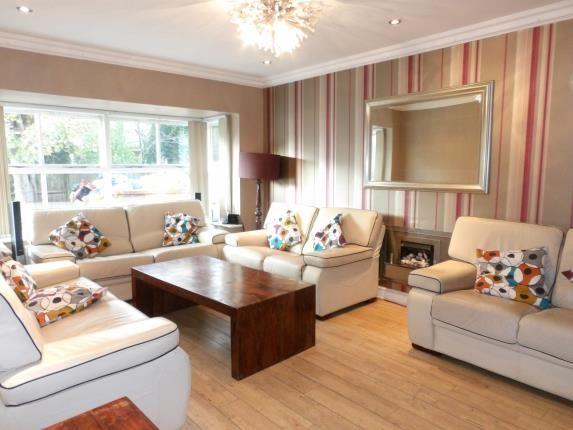 Front Room of Oak Leaf Drive, Moseley, Birmingham, West Midlands B13