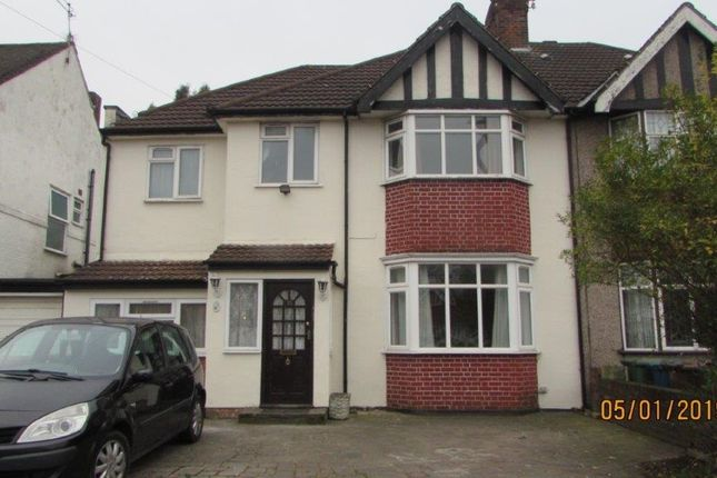 Thumbnail Semi-detached house to rent in Village Way, Pinner Harrow