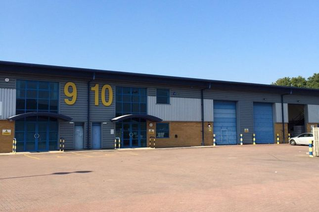 Industrial to let in Unit 10, I.O. Centre, Moorend Farm Avenue, Cabot Park, Avonmouth, Bristol, 0Q