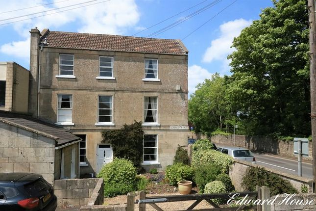 3 bed end terrace house for sale in North Road, Combe Down, Bath