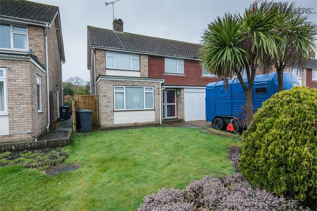 Thumbnail Semi-detached house for sale in Windsor Way, Polegate, East Sussex