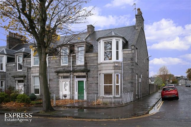 Thumbnail End terrace house for sale in Beechgrove Avenue, Aberdeen