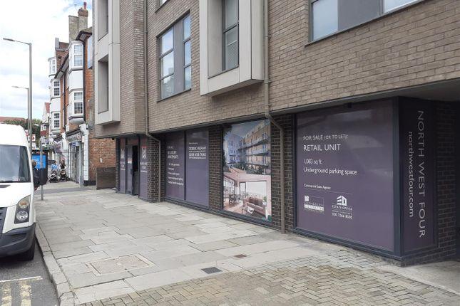 Thumbnail Retail premises to let in Brent Street, Hendon, London