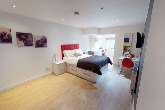 Studio to rent in 94 Bold Street, Liverpool L1