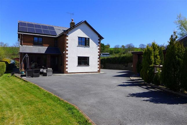 Thumbnail Detached house for sale in Lledrod, Aberystwyth, Ceredigion