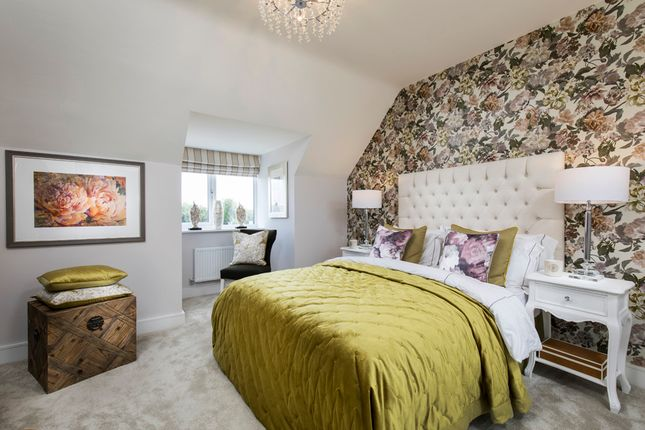 Semi-detached house for sale in The Beckett, Trentham, Stoke On Trent
