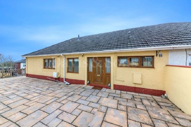 Thumbnail Semi-detached bungalow for sale in Beechdale Road, Off Beechwood Road, Newport.