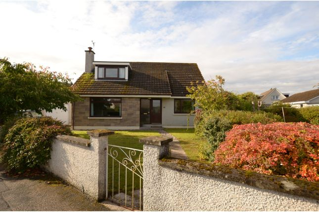 Thumbnail Detached house for sale in Meadow Road, Inverness