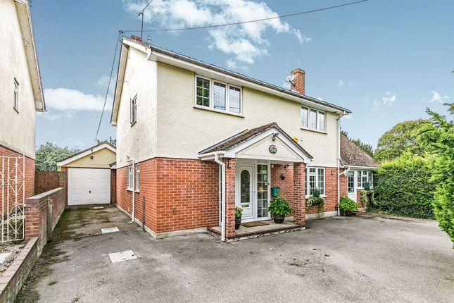 Thumbnail Detached house for sale in Queen Street, Sible Hedingham, Halstead