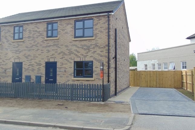 Thumbnail Semi-detached house for sale in Plot 3 Barley House, Blackthorne Lane, Willerby, Hull