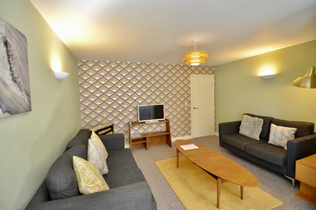 Living Area of St. Marys Gate, Nottingham NG1