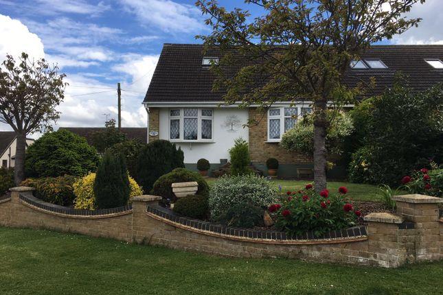 Thumbnail Semi-detached bungalow for sale in Bulford Lane, Black Notley, Braintree