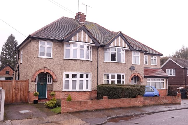 Thumbnail Semi-detached house for sale in St Vincents Road, Old Moulsham, Chelmsford