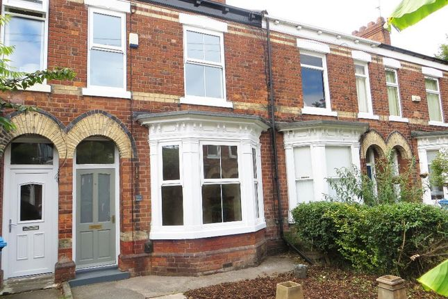 Thumbnail Terraced house for sale in Trinity Grove, Ella Street, Hull