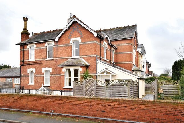 Thumbnail Flat for sale in Whitecross Road, Hereford