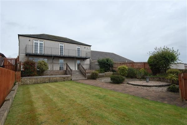 Thumbnail Detached house for sale in The Manor, South Isle Road, Ardrossan