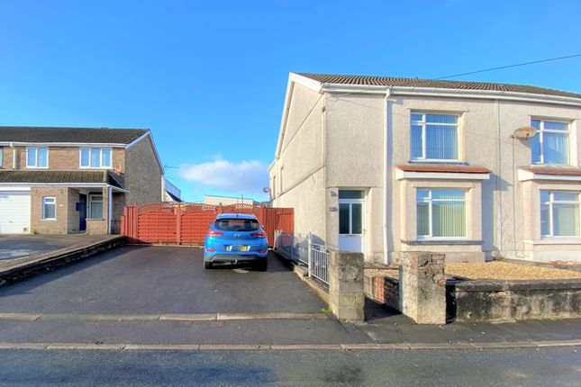 3 bed semi-detached house for sale in Penygarn Road, Tycroes, Ammanford SA18