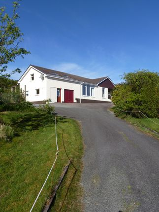 Thumbnail Detached bungalow for sale in Sconser, Isle Of Skye
