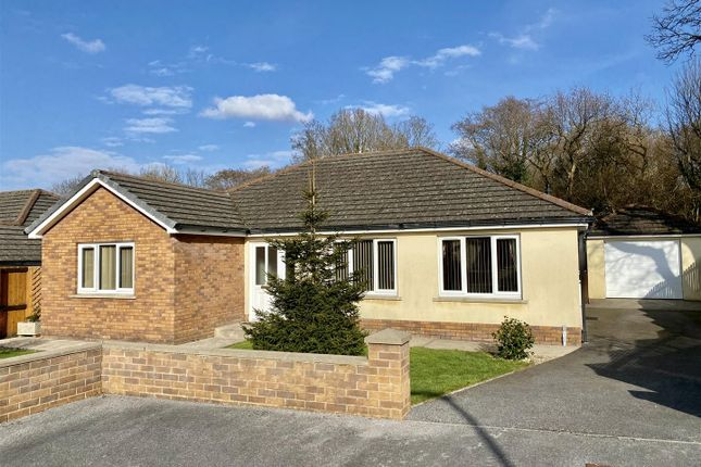 Thumbnail Detached bungalow for sale in Maes Llewelyn, Glanamman, Ammanford