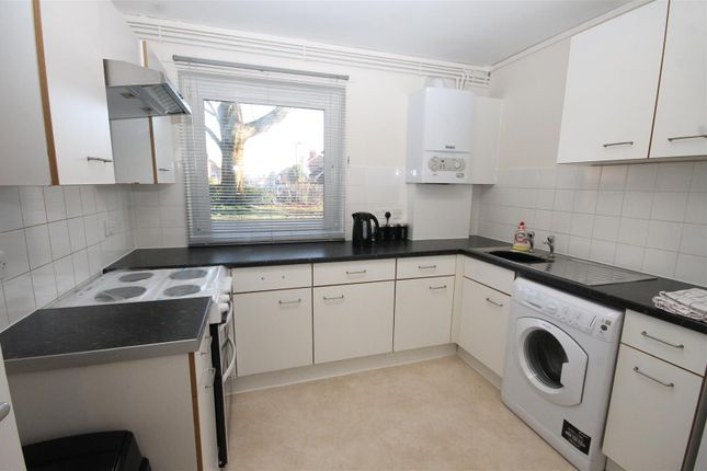 Thumbnail Flat to rent in Upton Road, Norwich