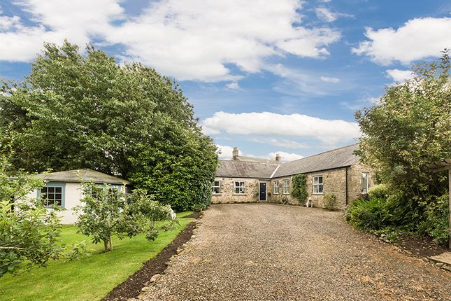 Thumbnail Barn conversion for sale in East Cottage, Fenwick Shield, Northumberland