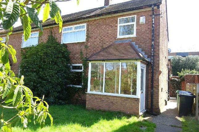 Thumbnail Semi-detached house for sale in Shanklin Close, Chorlton, Manchester