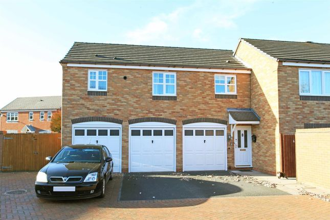Thumbnail Detached house for sale in Marlborough Road, Hadley, Telford