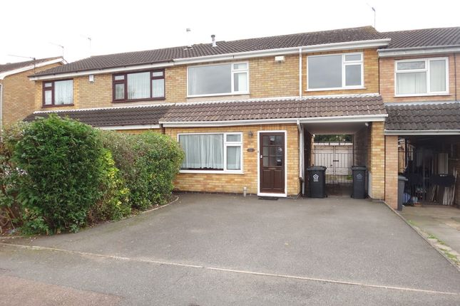 4 bed semi-detached house for sale in Kincaple Road, Rushey Mead, Leicester