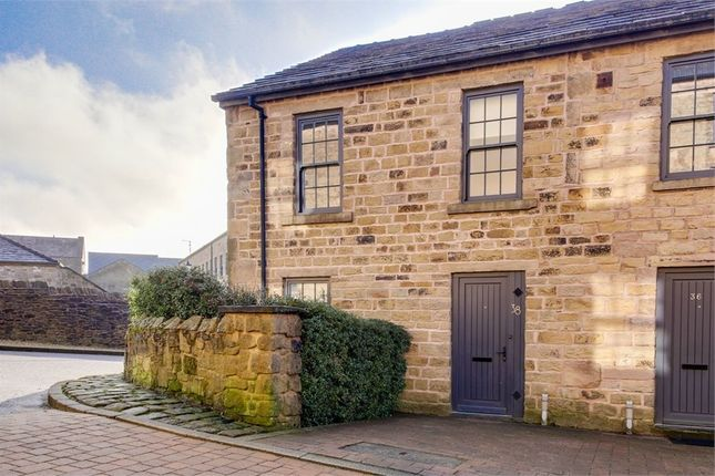 Thumbnail Flat for sale in Wallsuches, Horwich, Bolton