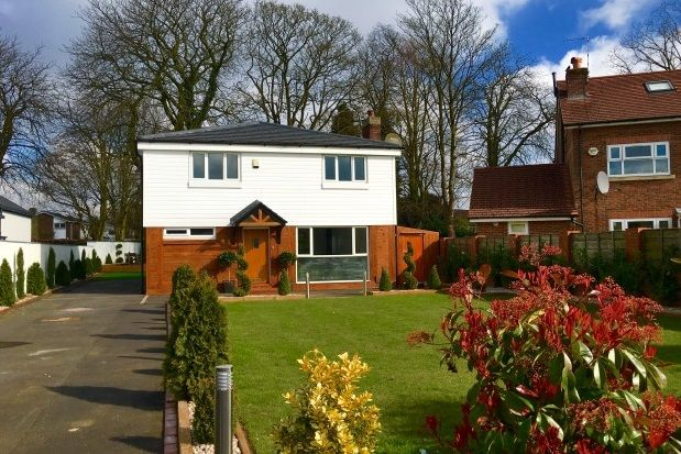 Thumbnail Detached house to rent in Paxford Place, Wilmslow
