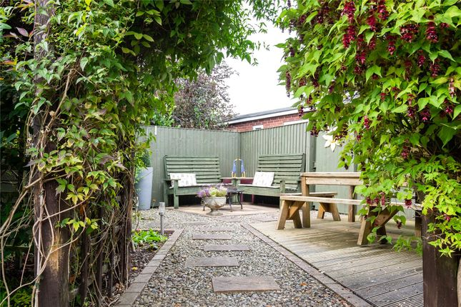 Thumbnail Bungalow for sale in St. Johns Lane, Ludlow, Shropshire