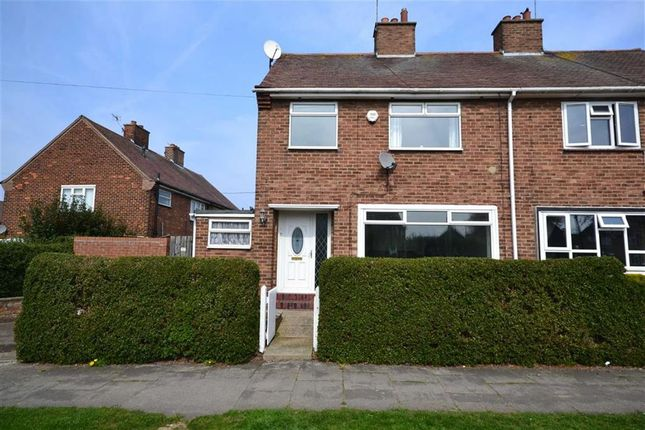 Thumbnail Semi-detached house to rent in Whimbrel Avenue, Hornsea, East Yorkshire