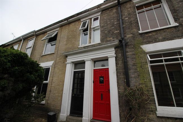 Thumbnail Property to rent in Havelock Road, Norwich