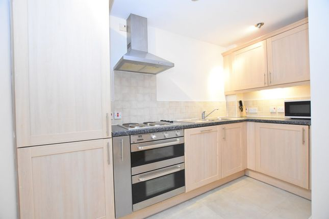 Thumbnail Flat to rent in Windsor Court, 1 London Road, Newcastle, Staffs