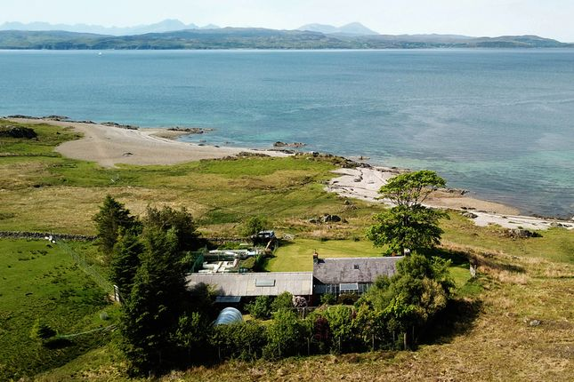 Thumbnail Cottage for sale in Airor, Knoydart