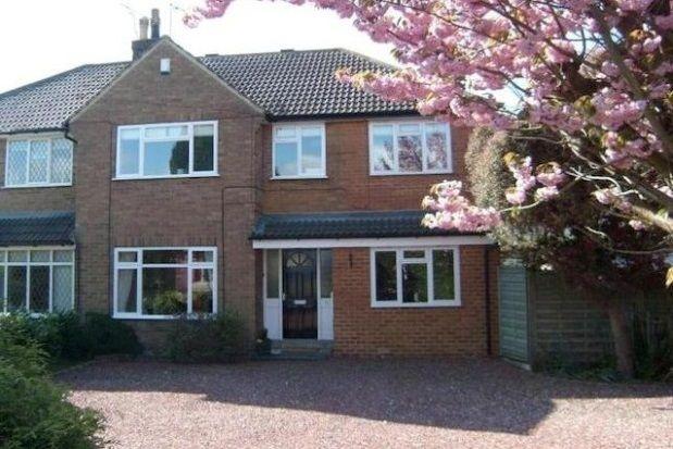 Thumbnail Property to rent in Greengate View, Knaresborough