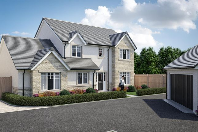 Thumbnail Property for sale in Plot 2 The Barr, Shott Gate, Blantyre, Glasgow
