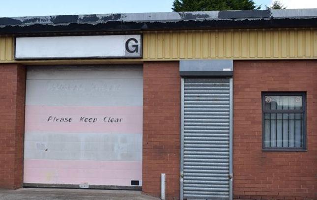 Photo of Mayoral Way, Team Valley Trading Estate, Gateshead NE11