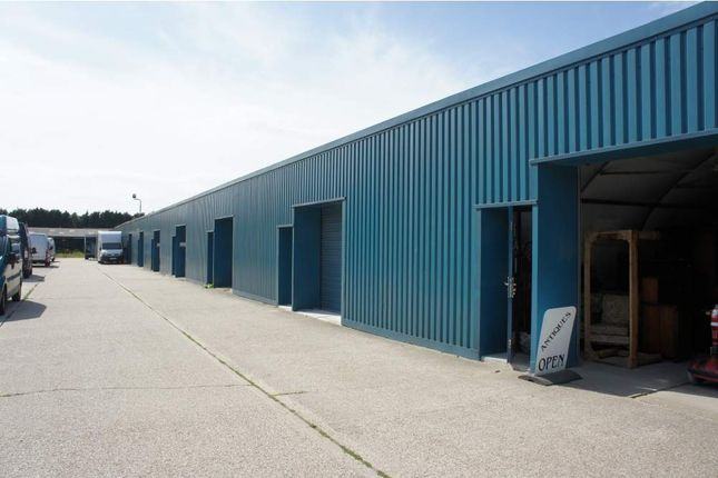 Thumbnail Warehouse to let in Unit 19 The Vinery (Nr Arundel), Poling, West Sussex