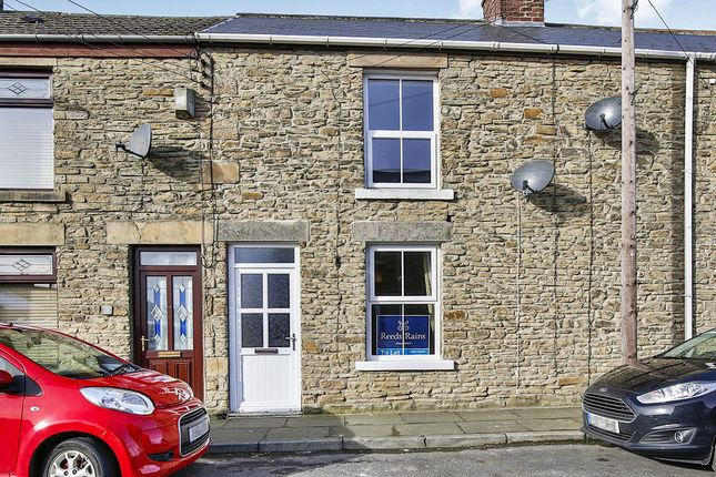 Thumbnail Terraced house to rent in Flag Terrace, Sunniside, Bishop Auckland