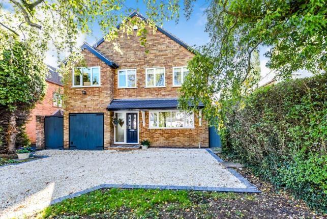 Thumbnail Detached house for sale in Bunbury Road, Northfield, Birmingham, West Midlands